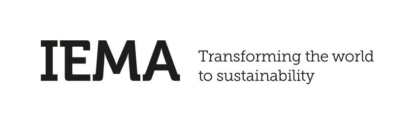 IEMA: Transforming the world to sustainability logo