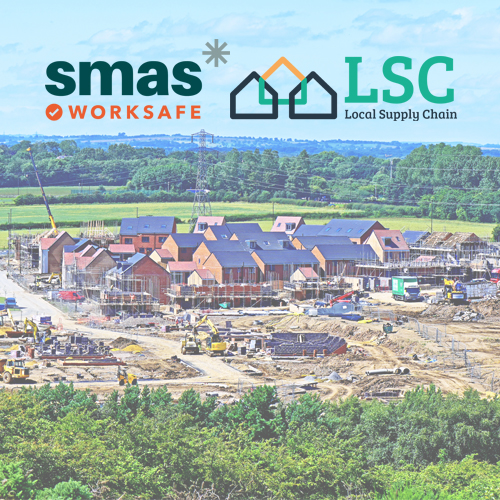 SMAS Worksafe and Local Supply chain partnership