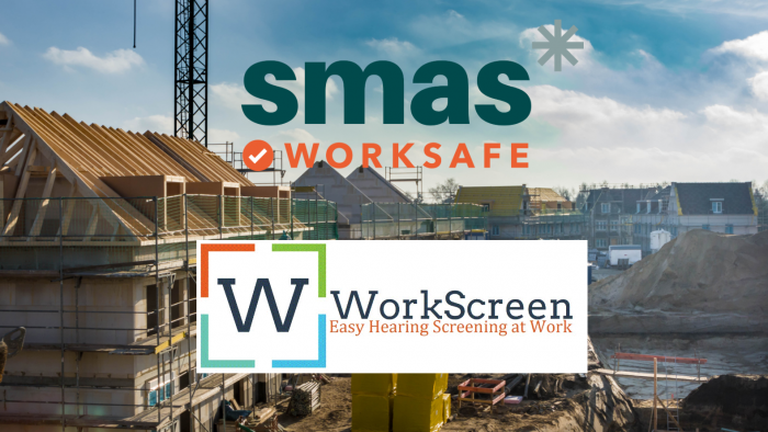 SMAS Worksafe and Workscreen partnership logo