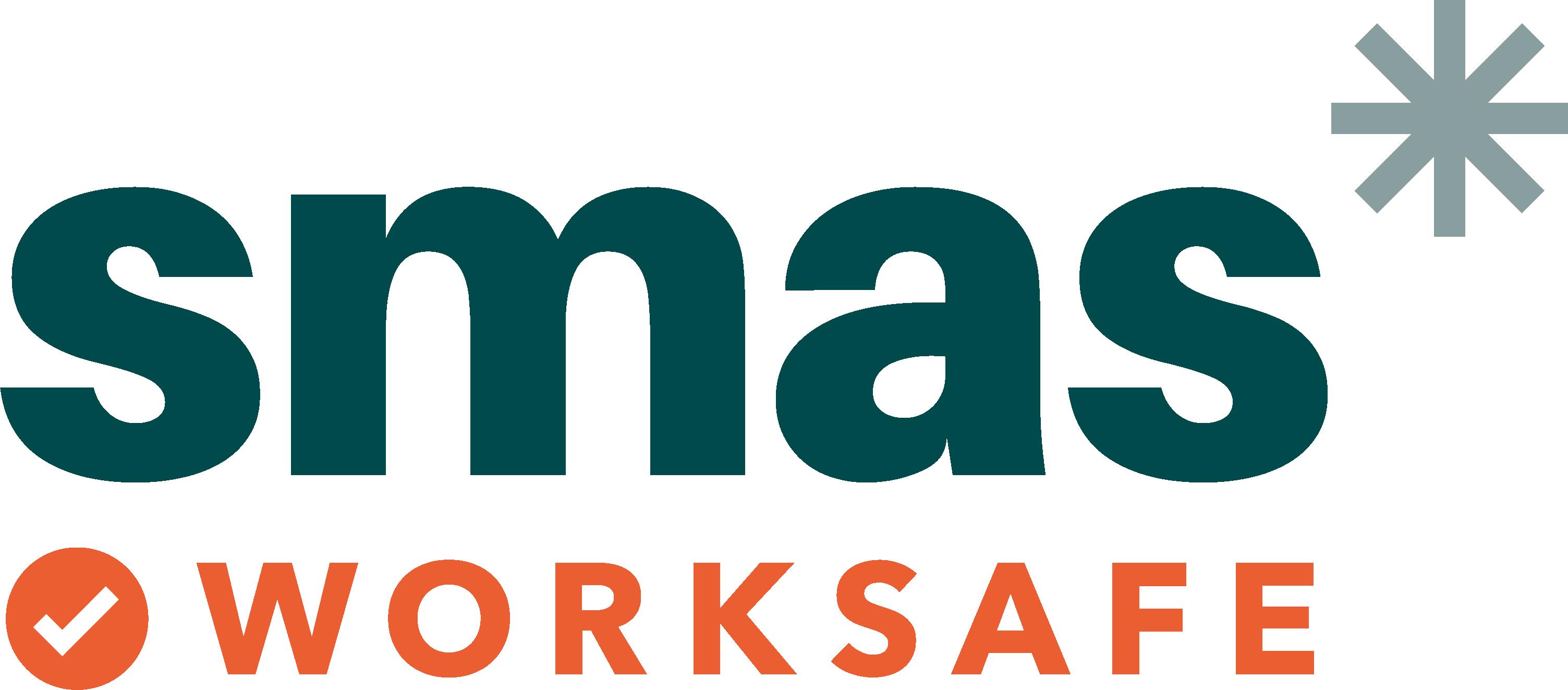 SMAS Worksafe - coloured logo