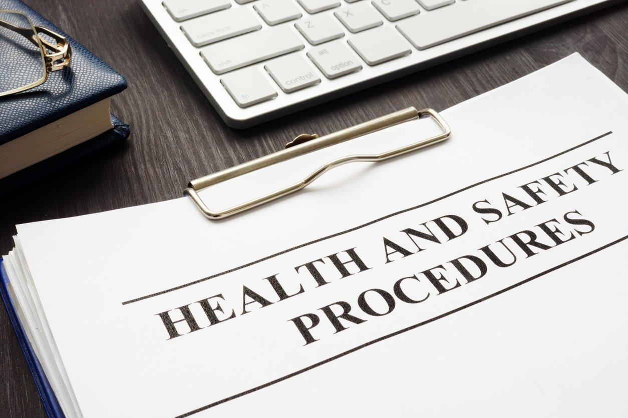 Health & Safety procedures document