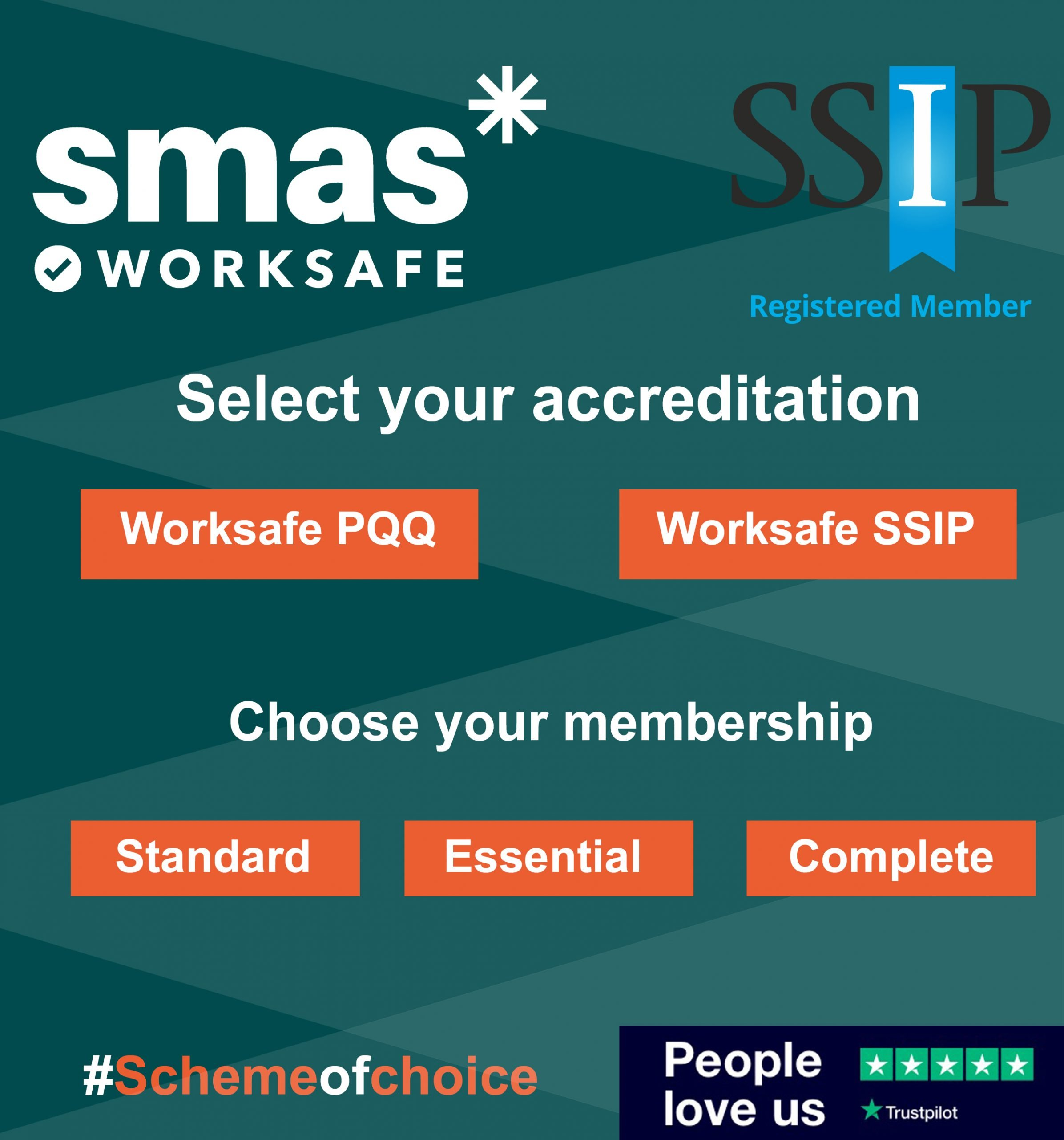 SMAS Worksafe accreditation and membership options