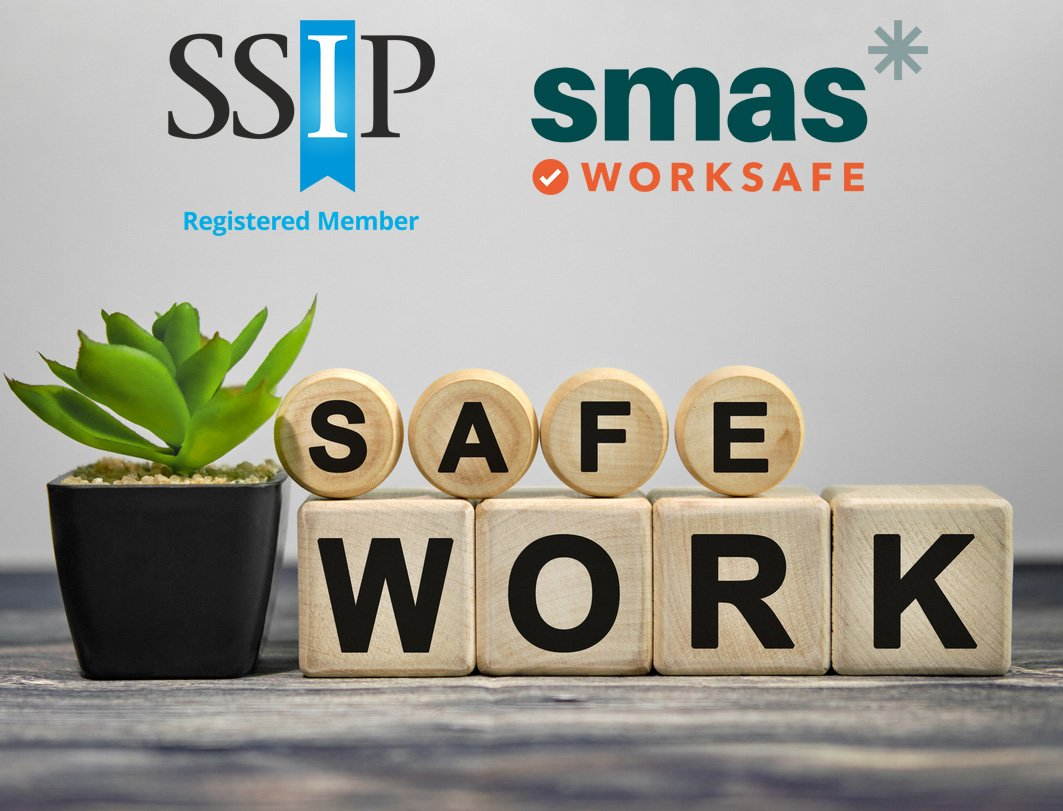 SMAS Worksafe SSIP Accreditation