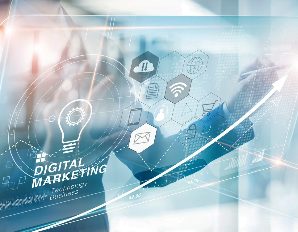 Digital marketing growth to win clients / SMAS Worksafe