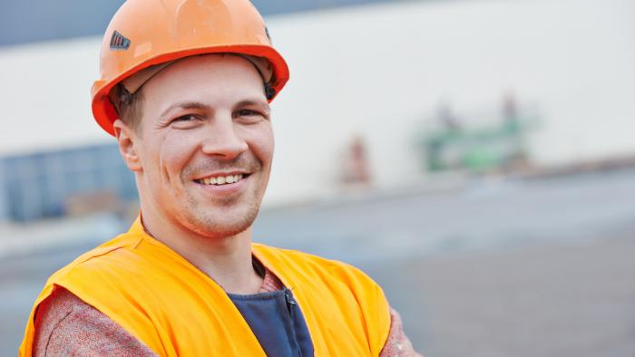 construction building site foreman / contractor