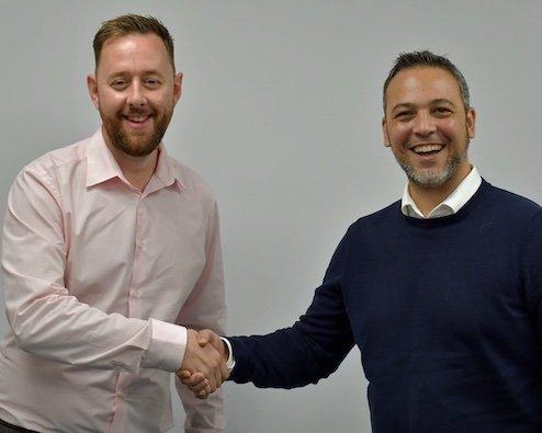 Adam Annetts and Danny Marinou / SMAS Worksafe