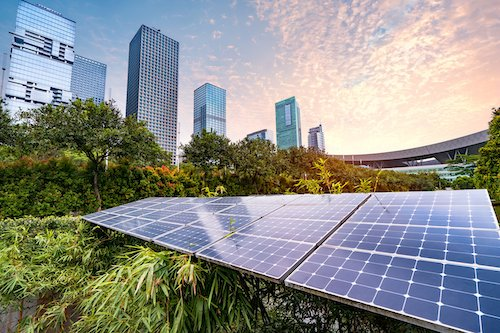 Sustainable Construction / Solar Pannels
