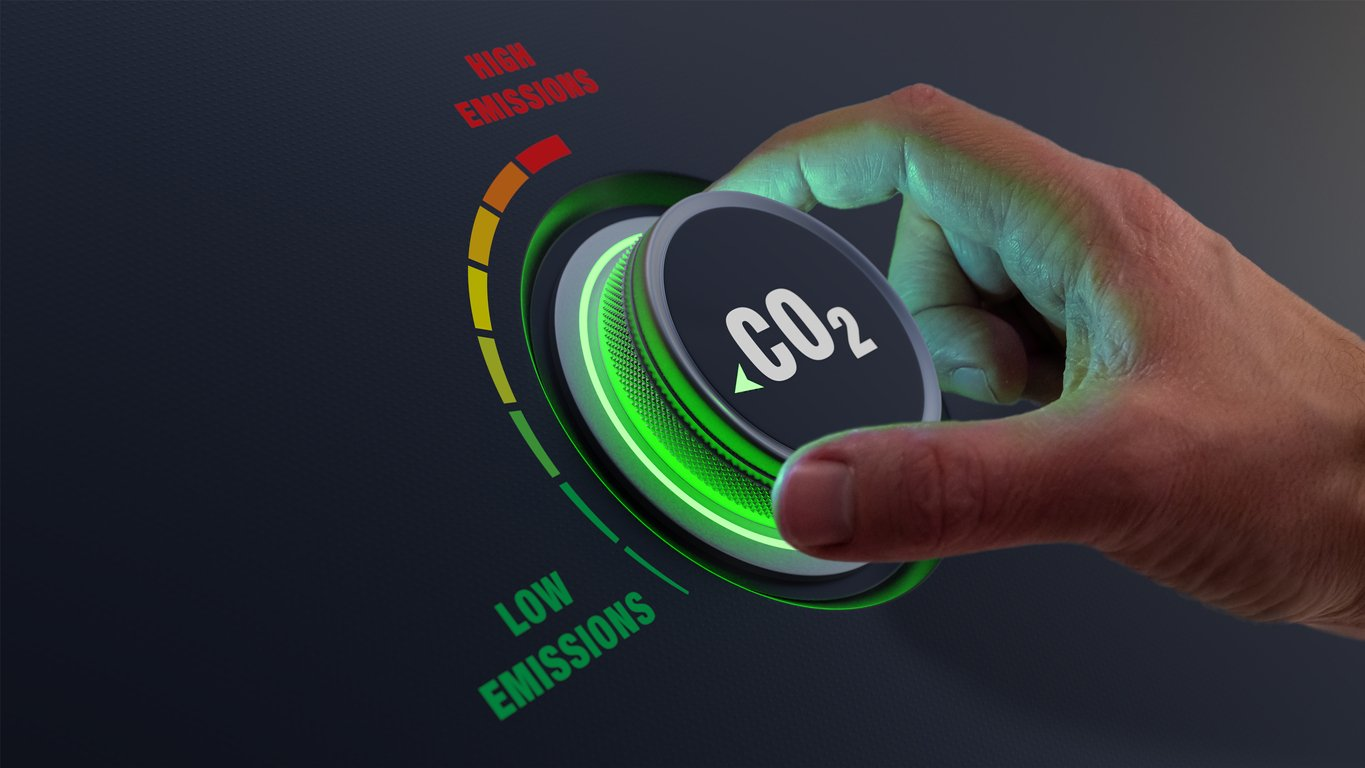Sustainable Construction - turning down CO2 dial
